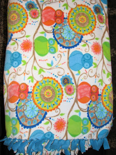 Adorable new RagTag Snuggy, Stroller, Throw & Twin Blankets