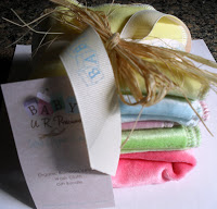 Baby Ur Precious Organic Washcloths Review