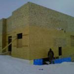 House Progress – Second Floor Walls Up!
