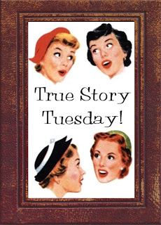 True Story Tuesday & Post-it Note Tuesday