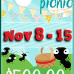 Social Picnic $500 and LCD HDTV Giveaway CLOSED