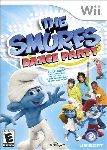 Smurfs Dance Party Nintendo Wii