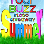 Boost Your Buzz $1000 Cash Giveaway