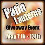 Patio Lanterns Event Blogger Sign Ups