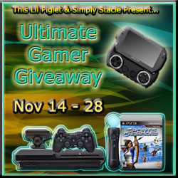 Ultimate Gamer Giveaway