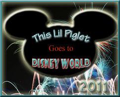 Disney World 2011 Event