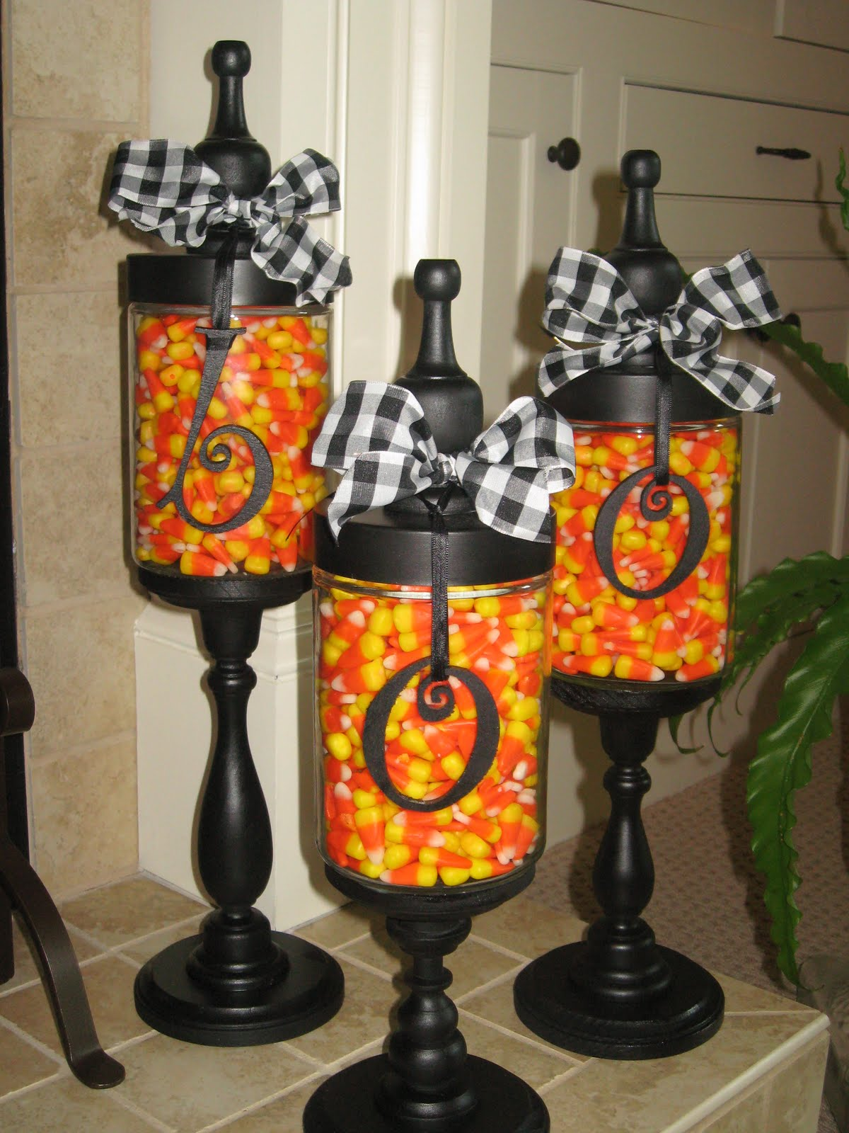 Halloween Decor DIY and Handmade Ideas
