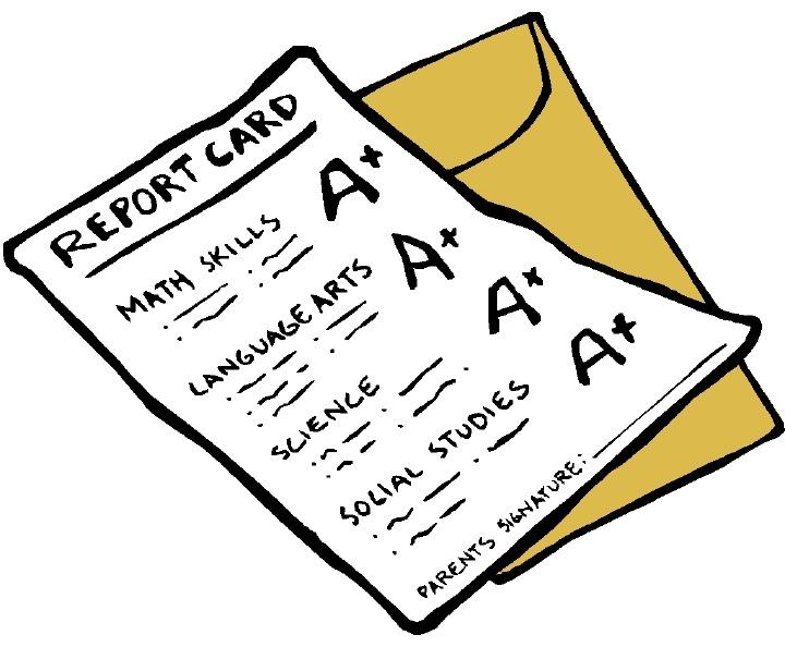 Report Card Rewards:  A Parents Change of Plans
