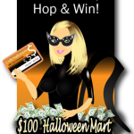 Trick or Tease Hop AND Giveaway CLOSED