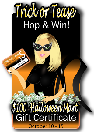 Trick or Tease Holiday Hop Giveaway