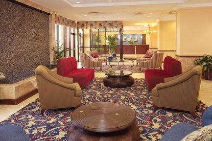 Holiday Inn Main Gate East Lobby