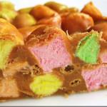 Marshmallow Confetti Cake
