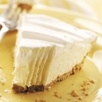 Vanilla Pudding Flapper Pie