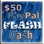 50 Flash Moola Sweeps Sign Ups