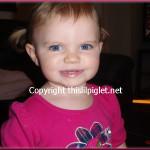 Smile! Diaper Cream Makes Teeth Sooo Shiny