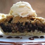 Walnut Chocolate Chip Pie