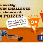 Check N Win Challenge with Wholly Guacamole