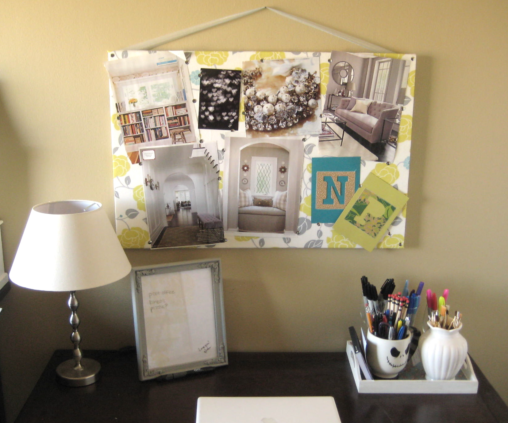 Diy cork board tutorial for Diy cork board