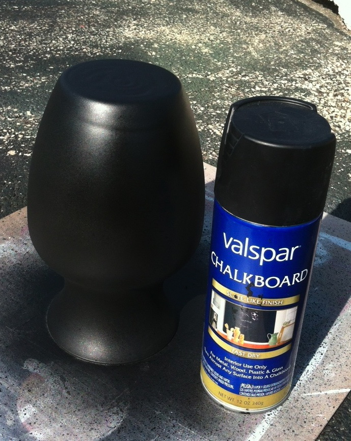 Best Surface For Chalkboard Spray Paint