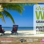 A Week at Camp and Trip to Punta Cana Sweeps #Canada