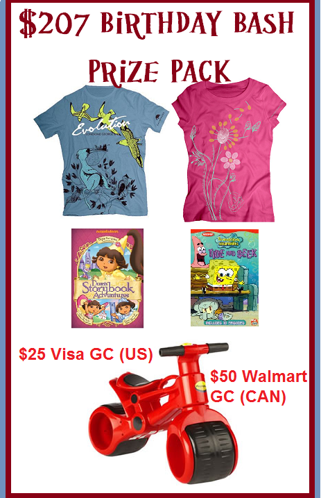 kids toys birthday giveaway