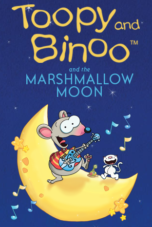 Toopy and Binoo The Marshmallow Moon Saskatchewan Tour Dates