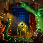 #Disney Pixars Monsters University Movie Trailers