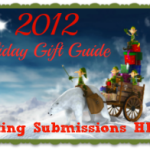 2012 Holiday Gift Guide Accepting Submissions