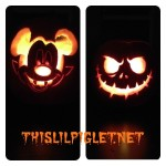 Pumpkin Carving with #Disney