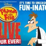 Phineas and Ferb Live Tour Saskatchewan GIVEAWAY
