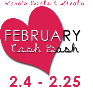 February Cash Bash Giveaway Event Bloggers Sign Up