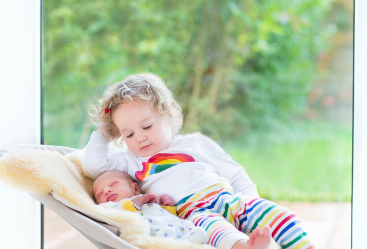 8 Tips to Prepare Siblings for a New Baby