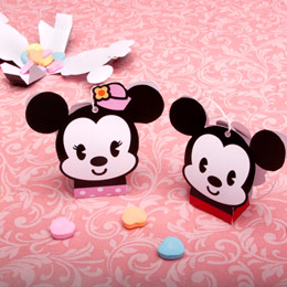 Disney Valentines Day Craft Ideas