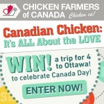 LUV Canadian Chicken for a Trip to Ottawa #CDNChickenLUV