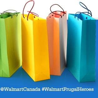 #WalmartFrugalHeroes Summer Challenge