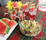 Party Chicken Pasta Salad Picnic Recipes
