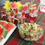 Party Chicken Pasta Salad Recipe