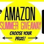 Weber Charcoal Grill Amazon Giveaway