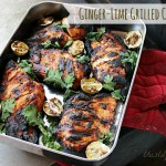 Ginger-Lime Grilled Chicken