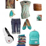 #BacktoSchool #Fashion Trends 2013