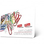 $20 @StaplesCanada Gift Card Giveaway