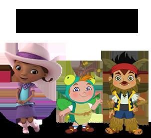 Disney Junior Halloween Episodes