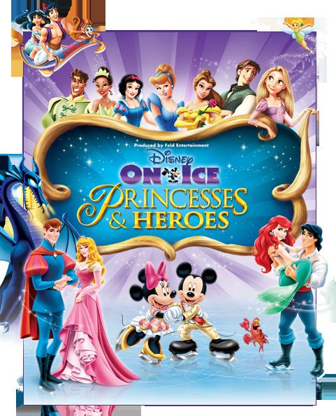Disney Junior Heroes and Princess Contest