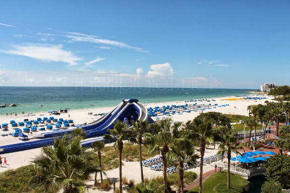 TradeWinds Resort Family Travel Slide