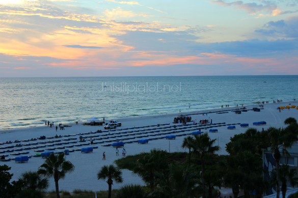 TradeWinds Island Grand St Pete Beach Sunset