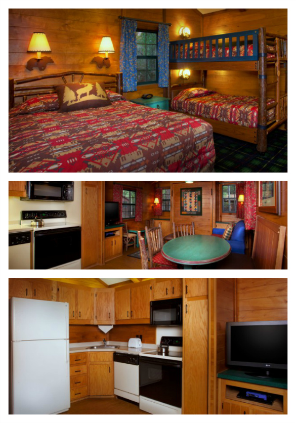 Disney Cabins at Fort Wilderness Rooms