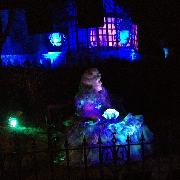 Mickeys Not So Scary Halloween Haunted Mansion