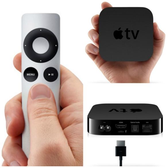 AppleTV Staples Canada