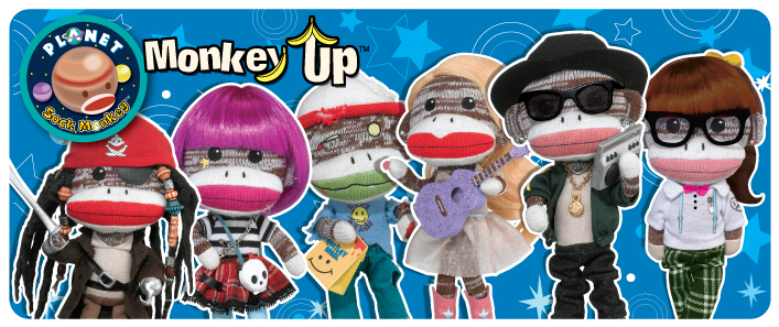 Planet Sock Monkey Holiday Gift Guide for Kids