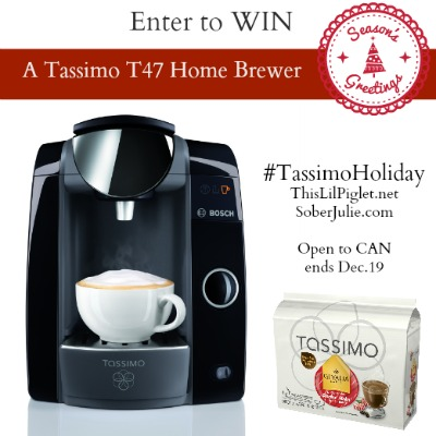 Tassimo Giveaway